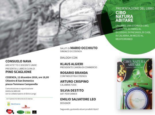 Presentazione CIBO NATURA ABITARE